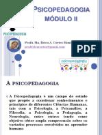 AULA de psicopedagogia