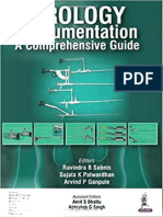 Urology instrumentation a comprehensive Giude