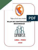 PLAN DE SEGURIDAD Y CONTINGENCIA- SACO OLIVEROS ATE SORIA