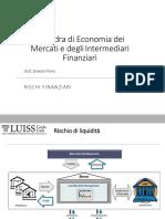 Rischi Finanziari