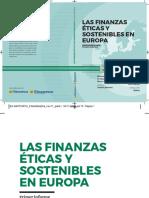 finanzas eticas y sostenibles en europa