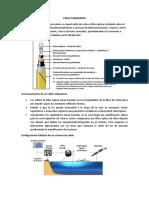 fibra sub marina