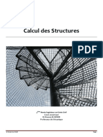 Calcul des Structures_Caract_Sections_Chapitre I