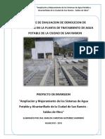 EVALUACION DE CERCO PERIMETRICO PTAP