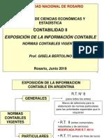 Unidad 4 - Normas Exposicion - 1er c 2019