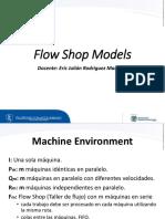 Modelos Flow Shop - Algoritmo de Johnson