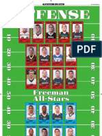 Daily Freeman Football All-Stars