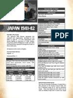 CoC - Japanese Lists
