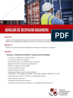 Brochure-Auxiliar-de-Despacho-Aduanero