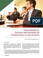 Edwin Torres - Anexo 6-03- Dispute Boards en Contratos Administrativos de Infraestructura