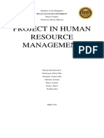 HRMProject
