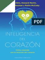 La inteligencia del corazon Español