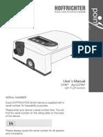 Hoffrichter-Point2-Machine-User-Manual