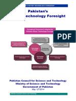 Water Technology Foresight Pakistan