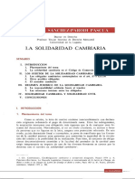 Solidaridad Cambiaria - Doctrina.pdf