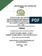 deficit fiscal y balanza comercial tesis.pdf