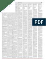 Edictos y Clasificados - Enero 19 de 2020