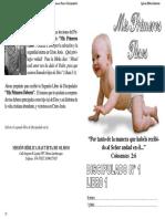 discipulado para nuevos creyentes MIS PRIMEROS PASOS.pdf