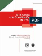 1916 rumbo a la Constitución de 1917.pdf