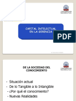 Capital intelectual en la gerencia