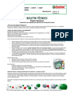 Boletin Técnico BP 12 2019 Engine Shampoo