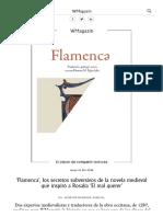 'Flamenca', los secretos subversivos de la novela medieval que inspiró a Rosalía 'El mal querer' – WMagazín