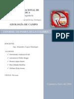Pampa Culebra Informe
