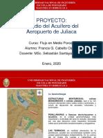 Estudio del Acuífero del Aeropuerto de Juliaca