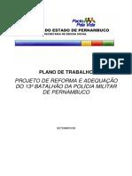 Planejamento PMPE