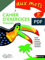 l_39_ile_aux_mots_cahier_d_39_exercies_5e