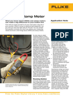 DMM vs Clamp Meter