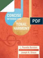Concise Introduction to Tonal Harmony-W. W. Norton & Company (2016)