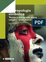 Jaume Vallverdú - Antropología simbólica - teoría y etnografía sobre religión, simbolismo y ritual