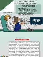 OTRAS FORMAS DE ORGANIZACIÓN