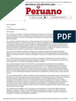 El Peruano - Decreto Legislativo que aprueba la Ley de Gobierno Digital - DECRETO LEGISLATIVO - N° 1412 - PODER EJECUTIVO - DECRETOS LEGISLATIVOS