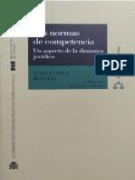 (El Derecho y la Justicia) Jordi Ferrer Beltrán - Las normas de competencia. Un aspecto de la dinámica jurídica-Centro de Estudios Políticos y Constitucionales (2000)_compressed