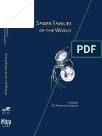 Spider-families of the World