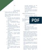Jara notes simplified