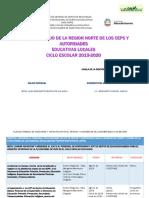 PLAN DE TRABAJO ANUAL 2020 - ALBA CEPS