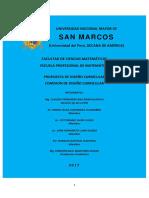 Diseño Curricular EP Matemática 2018
