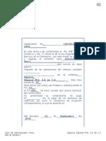 folios Vertical- Administrador Unico