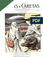 Revista Caras y Caretas N° 57 - 04-11-1899