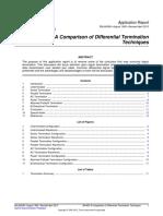 AN-903 A Comparison of Differential Termination Techniques (Rev. B).pdf