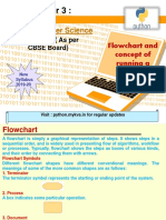 Flowchart and concept of running a program.pdf