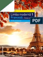 Ghidul profesorului Limba Franceza cl V L1
