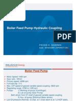 BFP Hyd Coupling