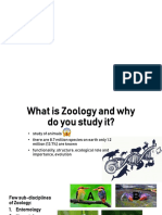 01 - Zoology Life and Science of Zoology