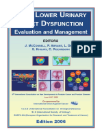 Male Lower Urinary Tract Dysfunction