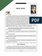 Odisi Dance