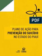 2017 Plano de Ação sobre Prevenção ao Suicídio